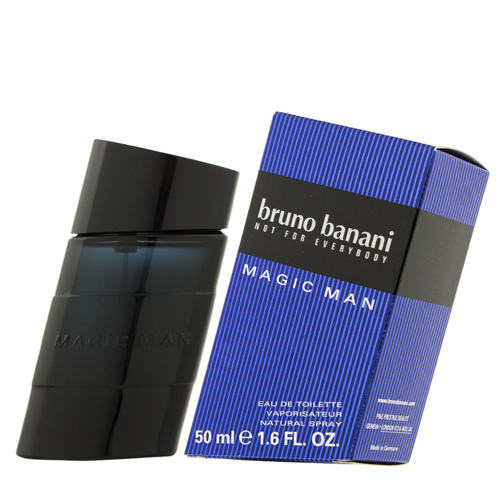 Bruno Banani Magic Man Eau De Toilette Natural Spray 50ml