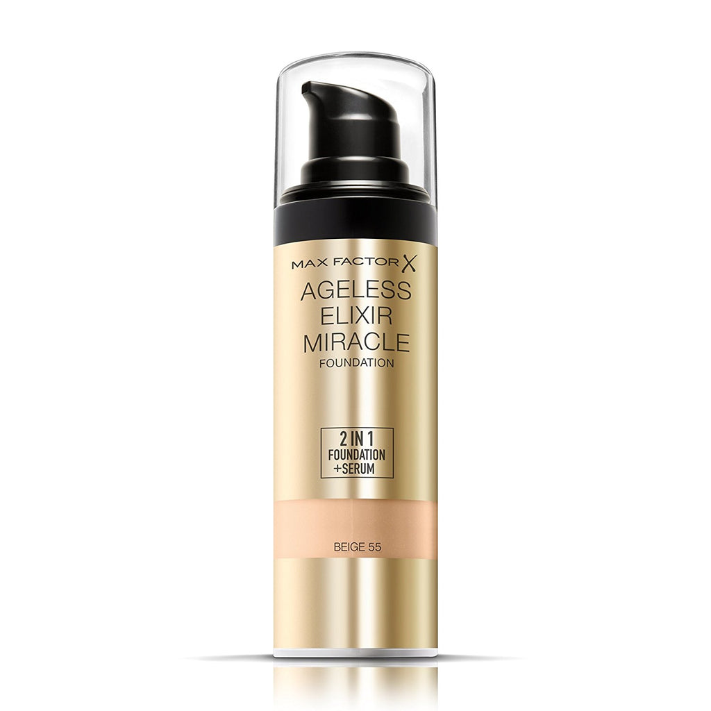 Max Factor Ageless Elixir Miracle 2-in-1 Foundation 30ml