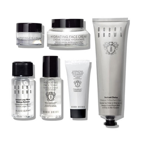Bobbi Brown - Bobbi to the Rescue - Detox & Hydrate Set - Look Incredible
