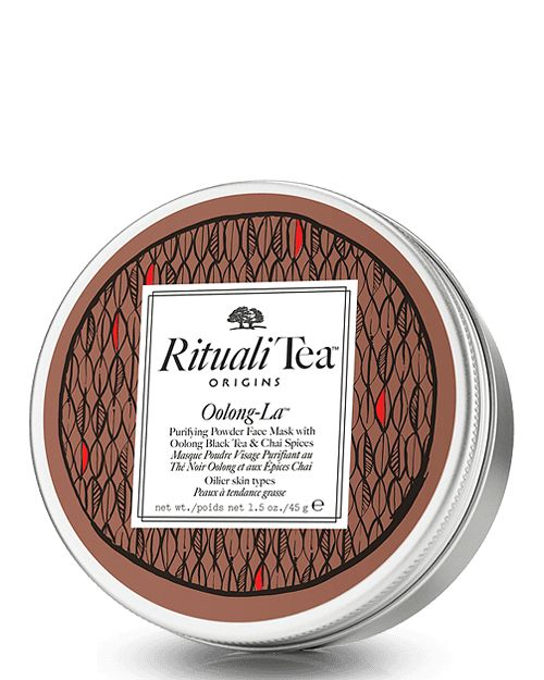 Origins RitualiTea Oolong-La Face Mask