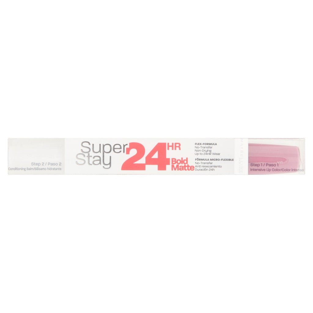 Maybelline Superstay 24hr Lip Color 9ml