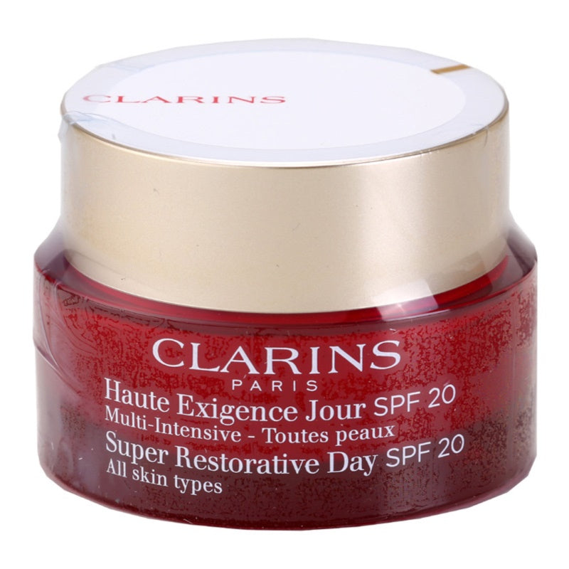 Clarins Super Restorative Day Cream SPF 20 All Skin Types 50ml