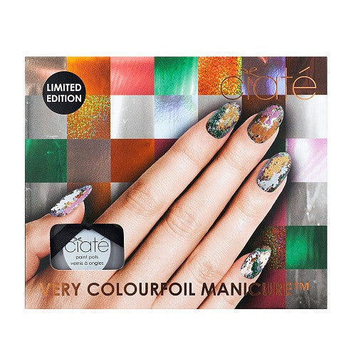 Ciate Limited Edition Very Colourfoil Manicure Set - Look Incredible