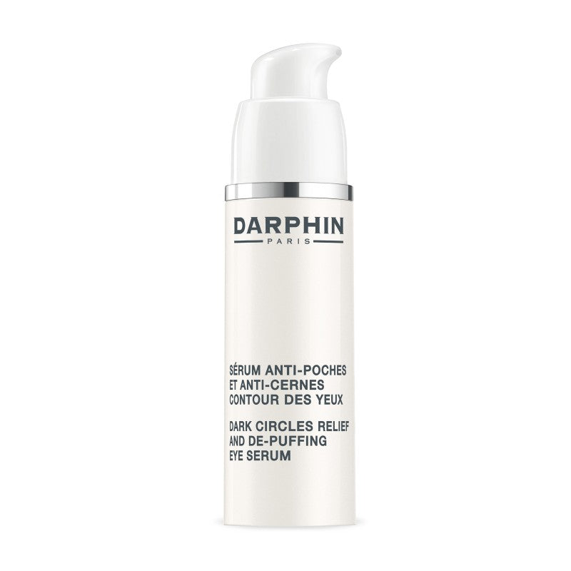 Darphin Eye Care Dark Circles Relief & De-Puffing Eye Serum 15ml