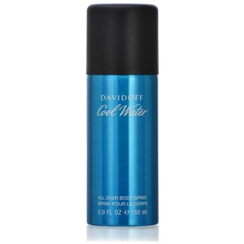 Davidoff Cool Water Deodorant Spray 150ml