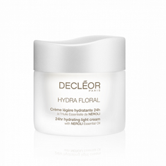 Decleor Hydra Floral 24hr Hydrating Light Cream 50ml - Look Incredible