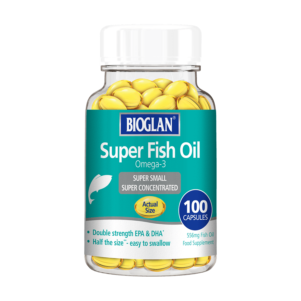 Bioglan Super Fish Oil 100 Capsules