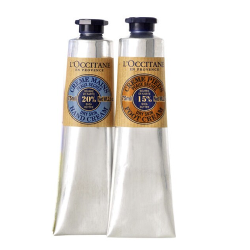 L'occitane Cream 2 Piece Gift Set