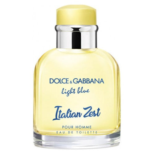 Dolce & Gabbana Light Blue Italian Zest Eau De Toilette 125ml