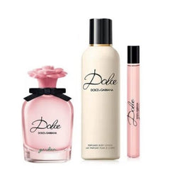 Dolce & Gabbana Dolce Garden 3 Piece 75ml EDP + Body Lotion 50ml +10ml EDP