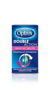 Optrex Double Action Dry And Tired Eyes 10ml