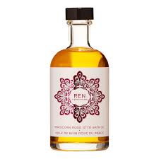 REN Clean Skincare Moroccan Rose Otto Bath Oil 110ml