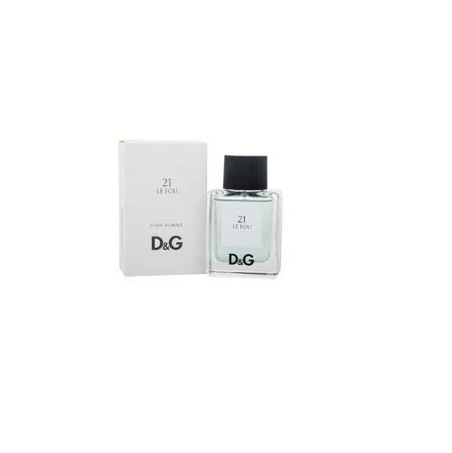 Dolce & Gabbana D&G 21 Le Fou Eau de Toilette 50ml - Look Incredible