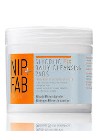 NIP+FAB Glycolic Fix Daily Cleansing Pads - 60 Pads