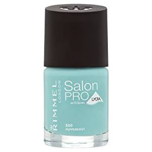 Rimmel London Salon Pro Nail Polish
