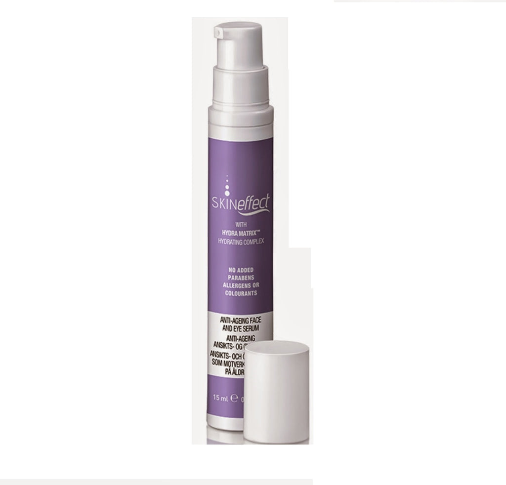 Skin effect With Hydra Matrix Anti-ageing Face And Eye Serum