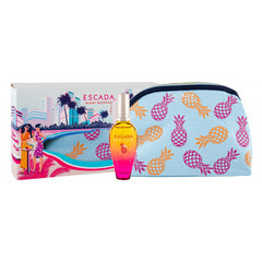 Escada Miami Blossom Gift Set 30ml EDT + Cosmetic Bag