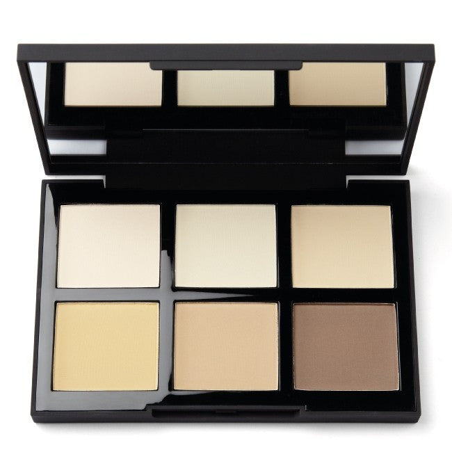 High Definition Powder Foundation Pro Palette - smartzprice