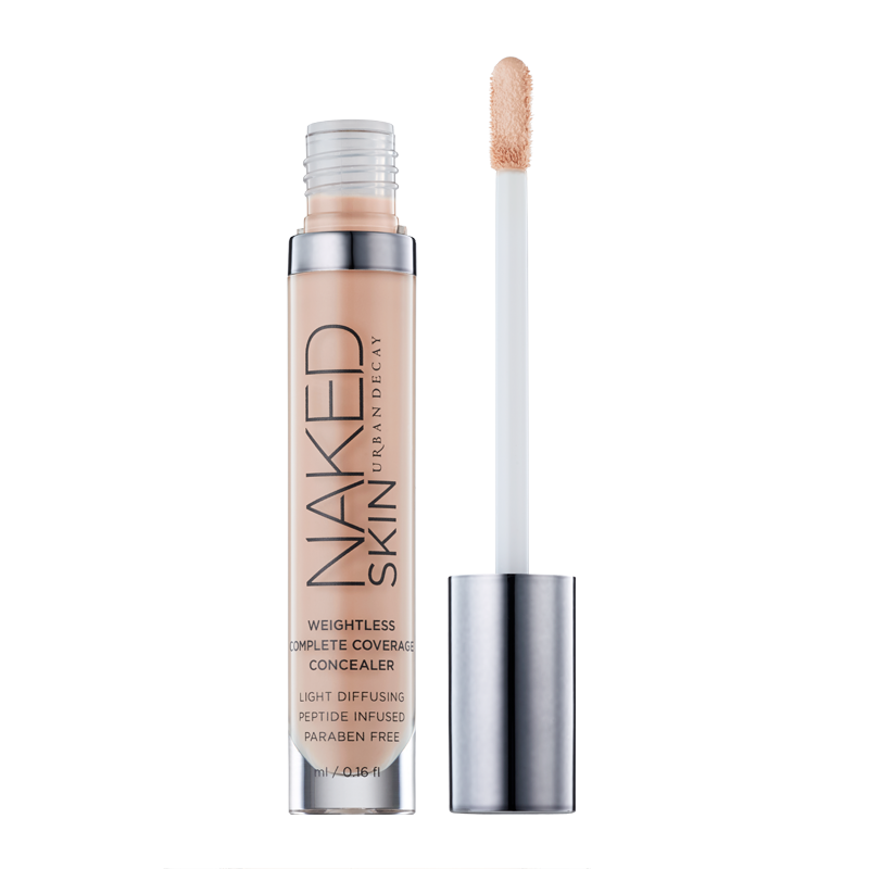 Urban Decay Naked Skin Weightless Complete Coverage Concealer - Look Incredible