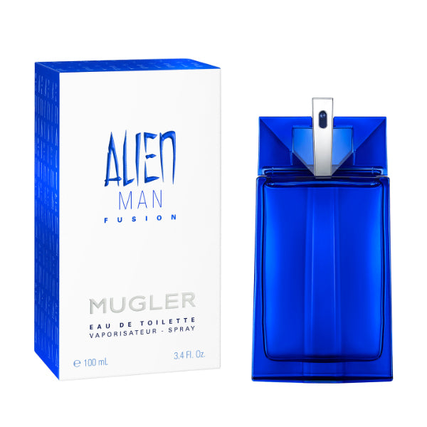 Mugler Alien Man Fusion Eau De Toilette Spray 100ml