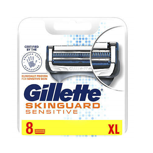 Gillette Skinguard Sensitive Blades