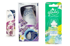 Glade Sense & Spray Collection Automatic Spray Lavender & Jasmine Flowers 18ml + 2 Refills