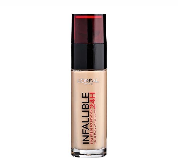 L'Oreal Infallible Stay Fresh  24H Foundation 30ml