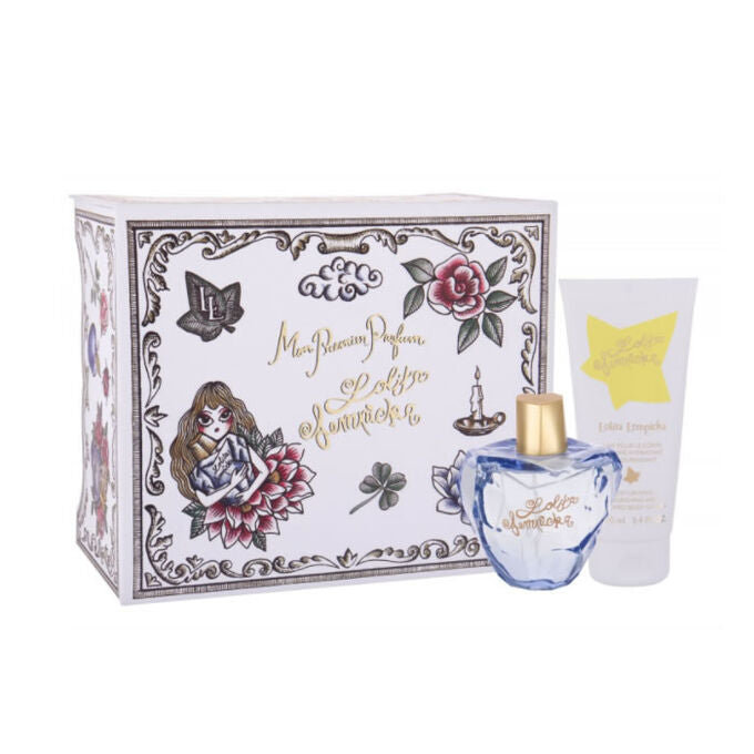 Lolita Lempicka Gift Set 100ml EDP + 100ml Body Lotion