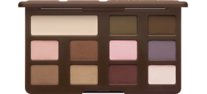 Too Faced Matte Chocolate Chip Eye Shadow Palette