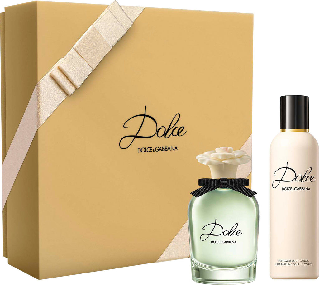 Dolce & Gabbana Dolce Eau De Parfum 50ml & Perfumed Body Lotion 100ml Gift Set
