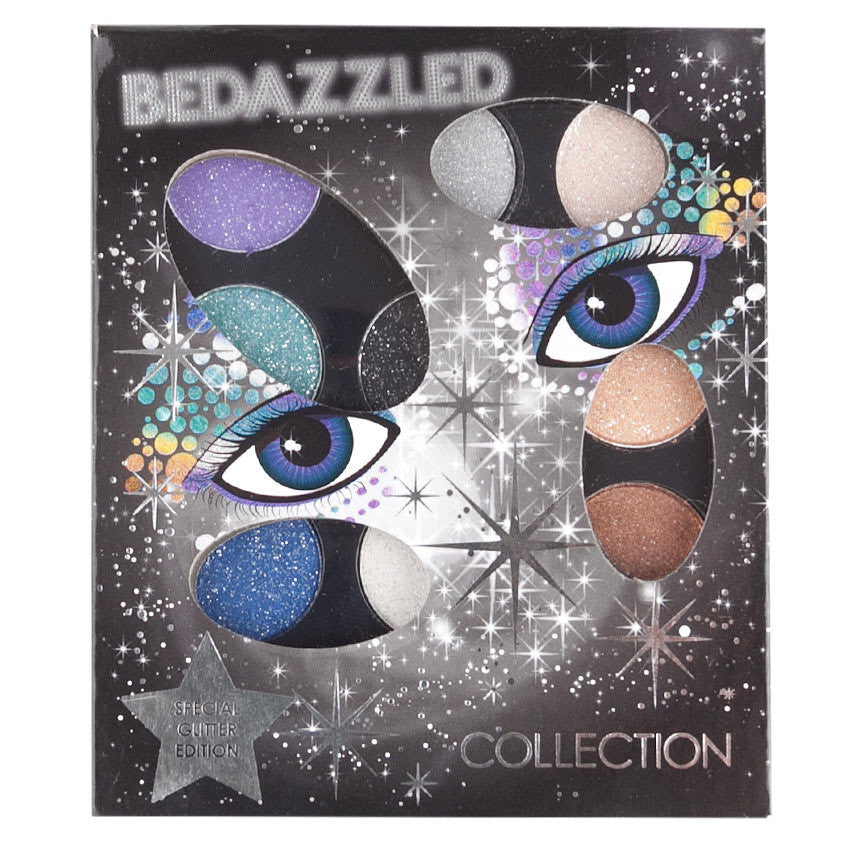 Collection Bedazzled Eyeshadow Palette - Look Incredible