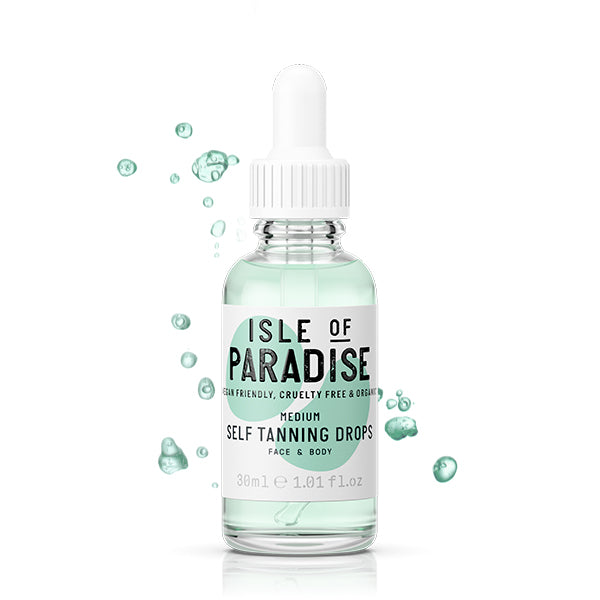 Isle of Paradise Self Tanning Drops 30ml