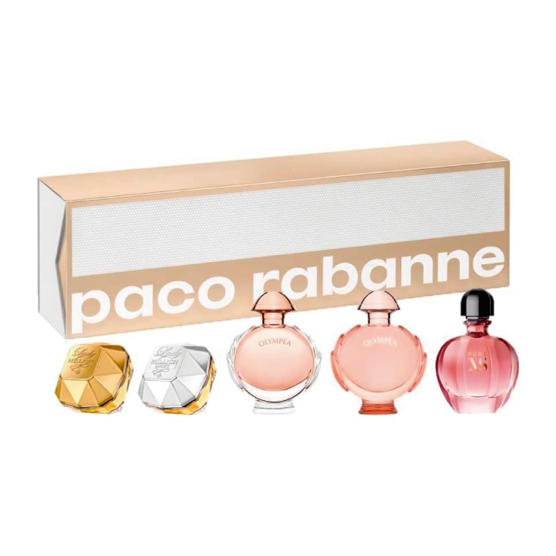 Paco Rabanne Womens Special Travel Edition