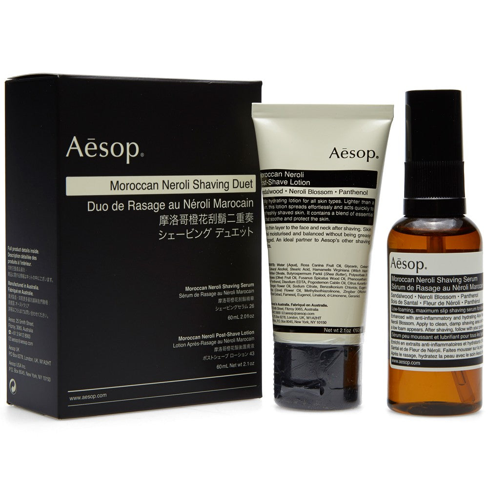 Image result for aesop neroli duet