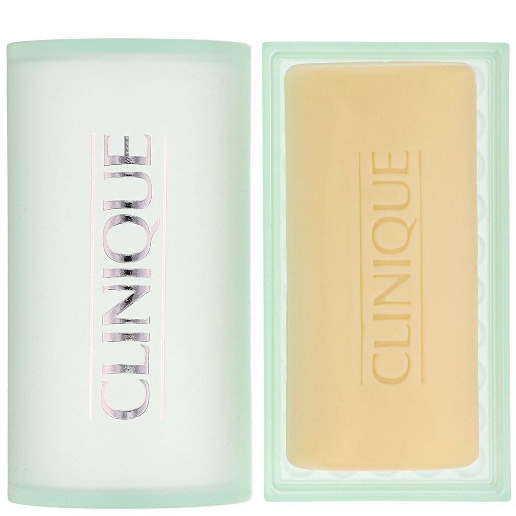 Clinique Facial Soap With Dish 150g