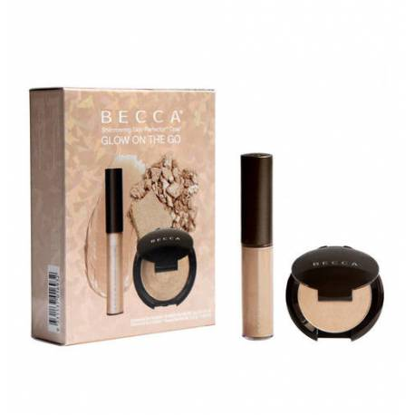 Becca Glow On The Go Shimmering Skin Perfecter Kit