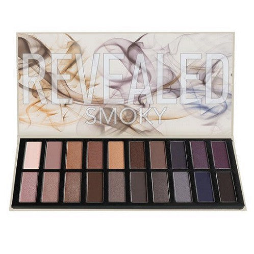 Coastal Scents Revealed Smoky Eyeshadow Palette - Look Incredible