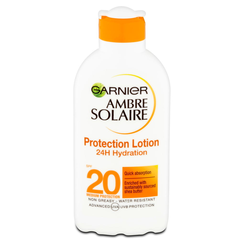 Garnier Ambre Solaire Ultra Hydrating Protection Lotion 200ml