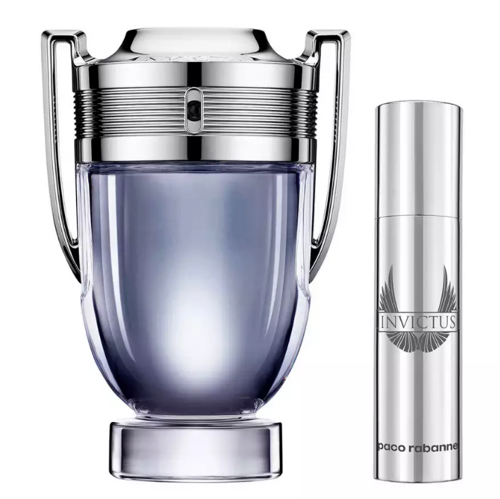 Paco Rabanne Invictus Christmas Collector EDT 100ml & EDT 10ml