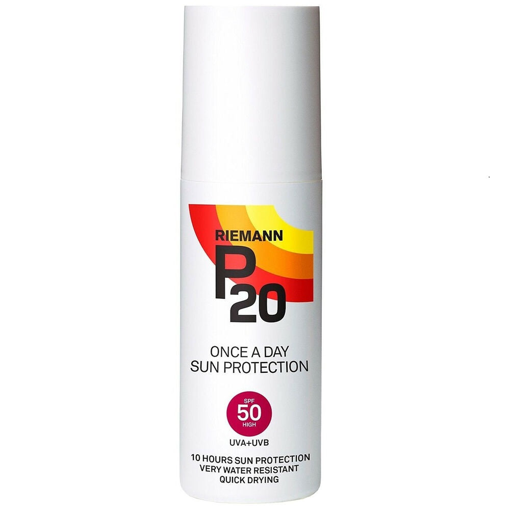 Riemann P20 Once A Day Protection SPF50 Spray 100ml