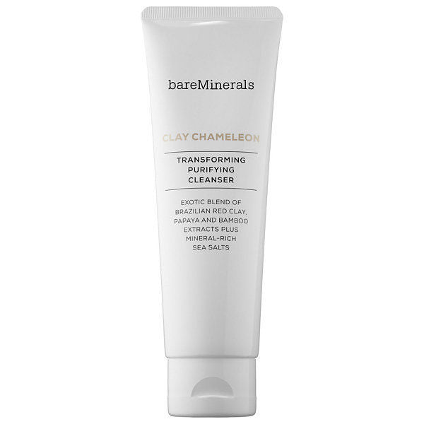 bareMinerals Clay Chameleon Transforming Purifying Cleanser 50g (TRAVEL SIZE)