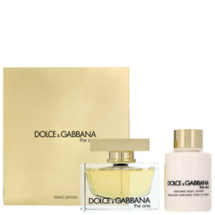 Dolce & Gabbana The One Gift Set 75ml EDP + 100ml Body Lotion