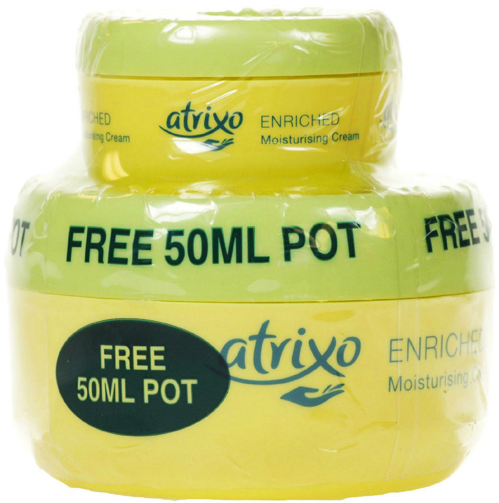 Atrixo Enriched Moisturising Cream 200ml + 50ml