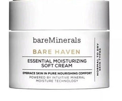 BareMinerals Skinsorials Bare Haven Essential Moisturising Soft Cream 50ml