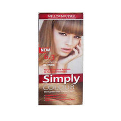 Mellor & Russell Simply Colour Hair Dye 6.3 Natural Golden Blonde