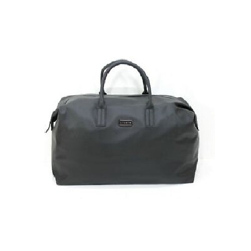 Aramis Classic Faux Leather Black Holdall/Travel Bag