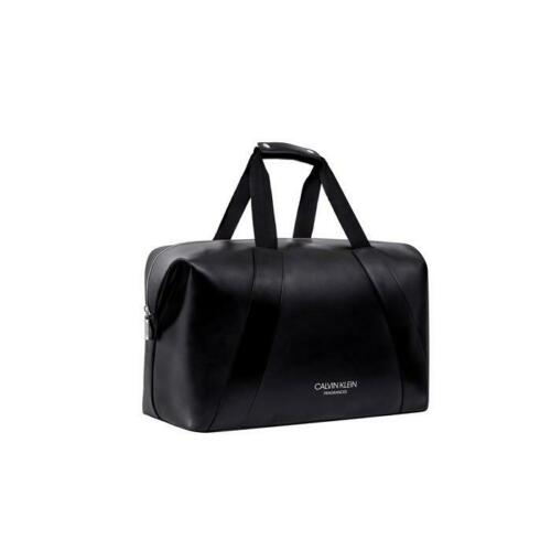 Calvin Klein Black Holdall Sports Weekend Travel Overnight Bag