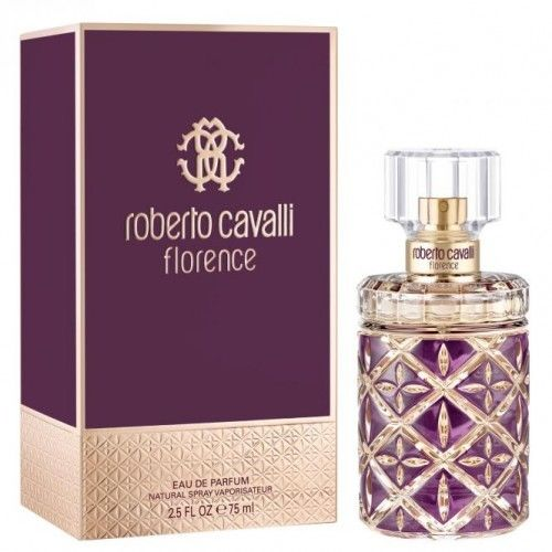 Roberto Cavalli Florence Eau de Parfum for women 75 ml