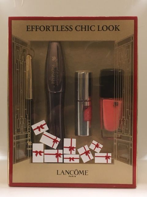 Lancome Effortless Chic Look Gift Set
