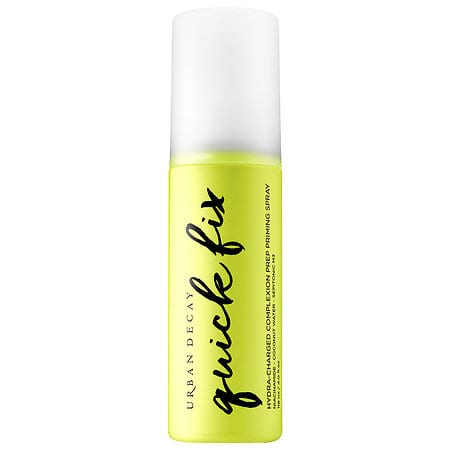 Urban Decay Quick Fix Hydra Charged Complexion Prep Priming Spray 118ml
